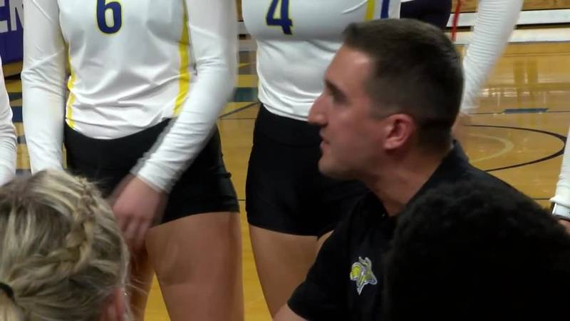 SDSU volleyball coach building winning culture in Brookings