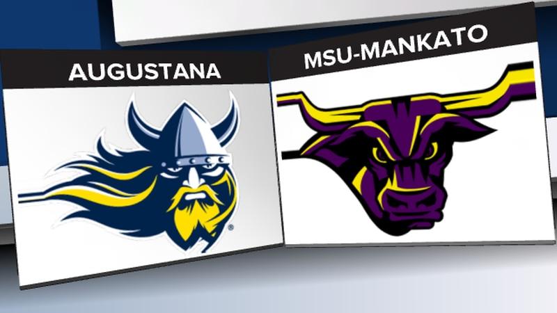 Augustana softball keeps win streak alive against MSU-Mankato