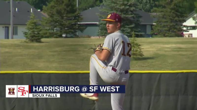 Harrisburg blanks SF West behind dominant Will Simmons