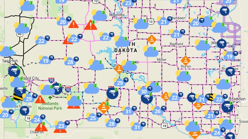 511 keeps driver up-to-date on road conditions