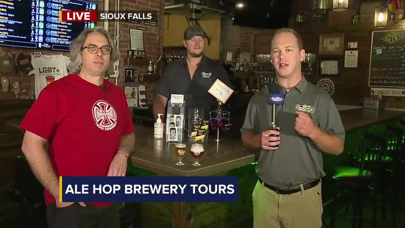 Ale Hop Brewery Tours: Remedy Brewing Company