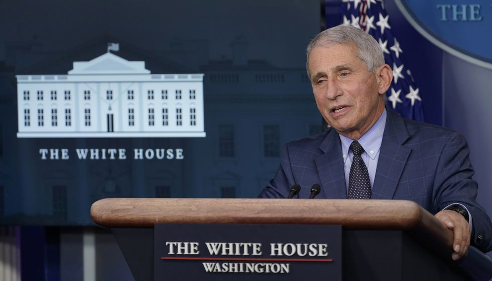 Dr. Anthony Fauci's quick commitment to the WHO — whose response to the pandemic has been...