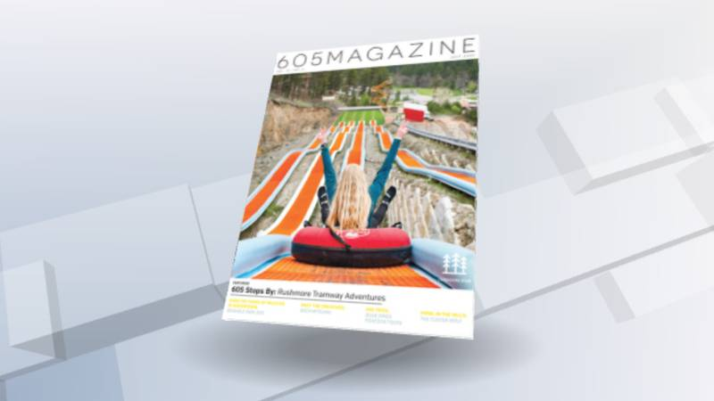The July issue of 605 Magazine focuses on ideas to get people outdoors.