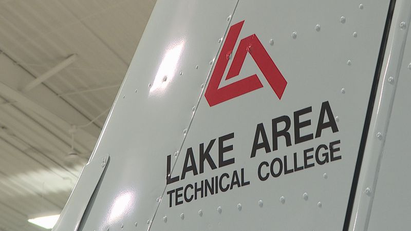Lake Area Tech will launch a new aviation program, aimed at instructing students in piloting...
