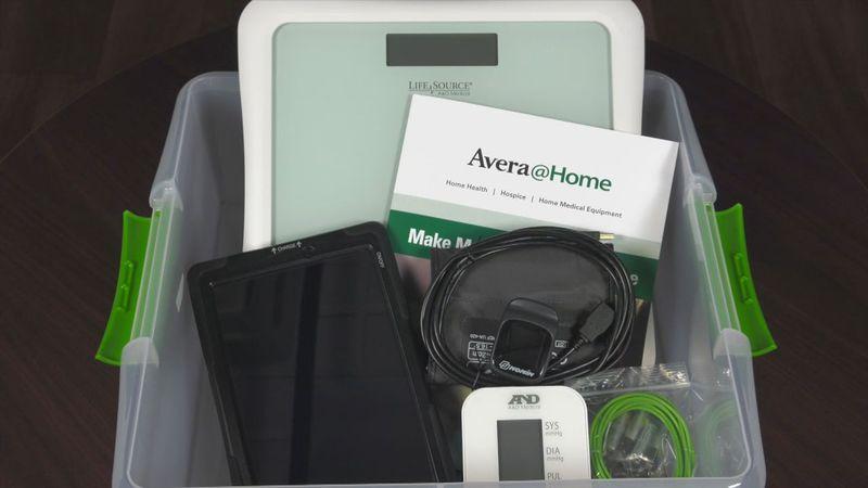 Avera COVID care at home kit