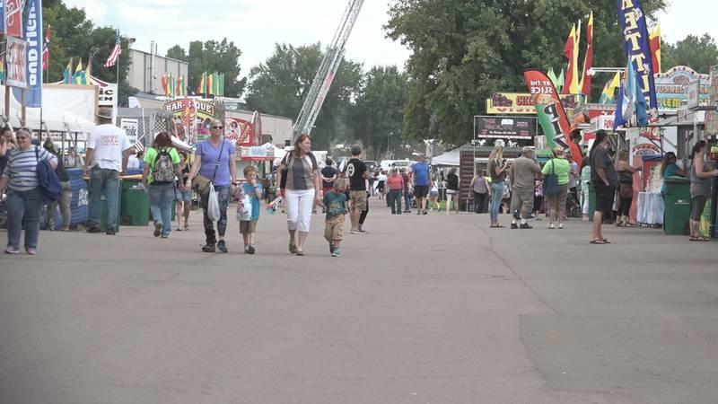 Sioux Empire Fair starts Thursday