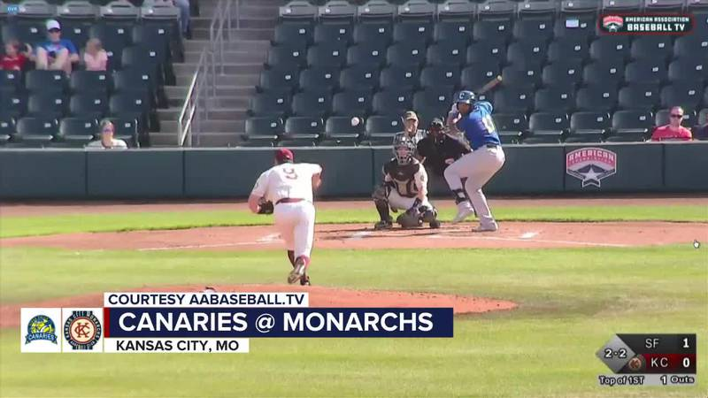 Canaries swept in Kansas City after 2 days of rain
