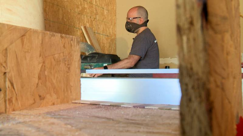 A Brookings man has overcome an obstacle in life to build a business. We think he's Someone You...