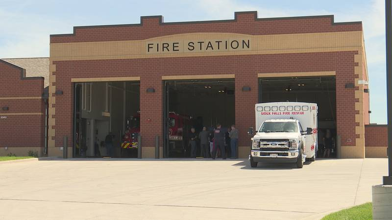 New Fire Station fills response time gap as Sioux Falls grows