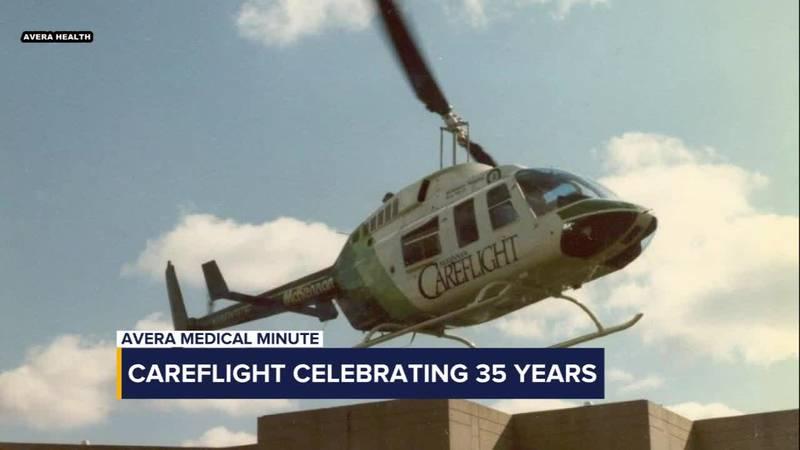 Avera Medical Minute: Careflight celebrates 35 years