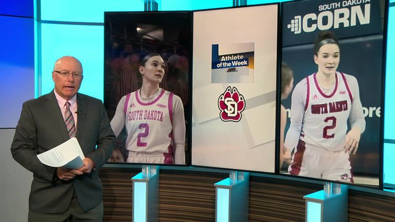 USD's Korngable has been a leader for the Coyotes in her first year as a starter