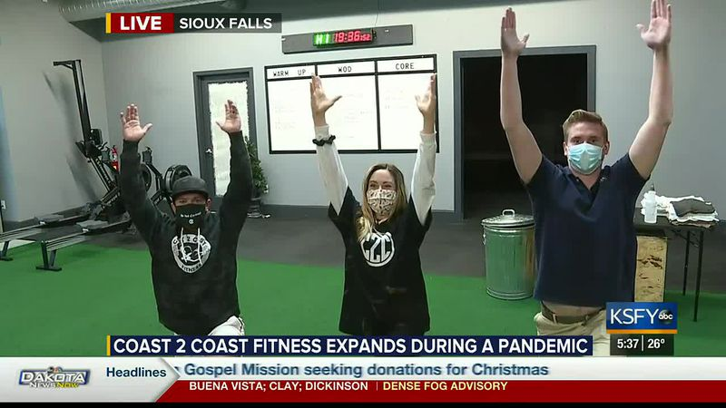 Coast 2 Coast Fitness opens up second location during a pandemic