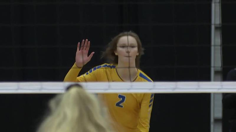 O'Gorman Junior commits to play college volleyball at Nebraska