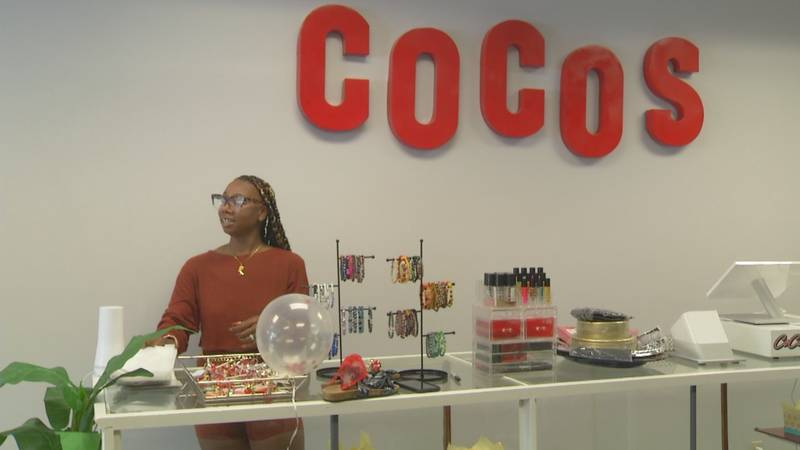 The founder of the Black Expo recently opened her boutique because of the encouragement she...