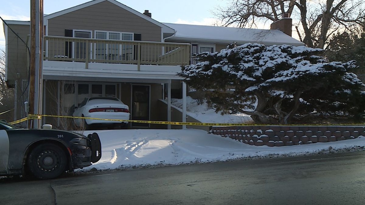 Officers were called to a residence Wednesday afternoon and found 82-year-old Reta McGovern...