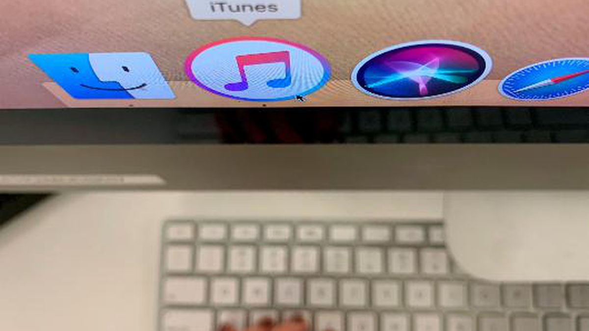 The iTunes application is displayed on a computer on Monday, Oct. 7, 2019, in New York. Apple's latest operating software for Mac computers kills off iTunes, the once-revolutionary program that made online music sales mainstream and effectively blunted the impact of piracy. (AP Photo/Jenny Kane)
