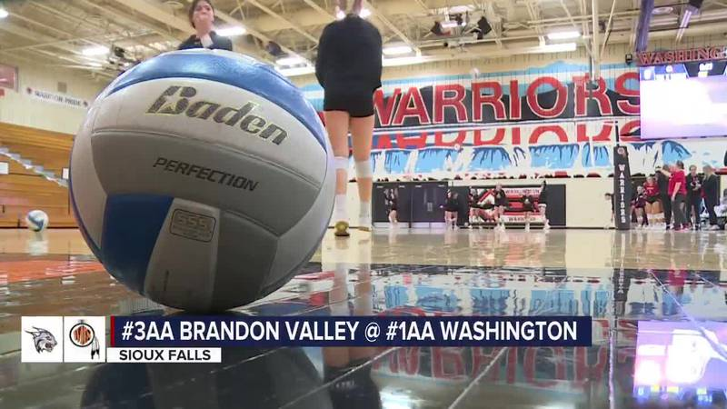 Washington, SF Christian and O'Gorman all victorious in HS Volleyball Tuesday night