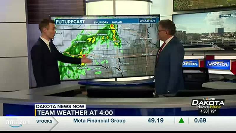Severe weather and flooding a potential for Wednesday and Thursday