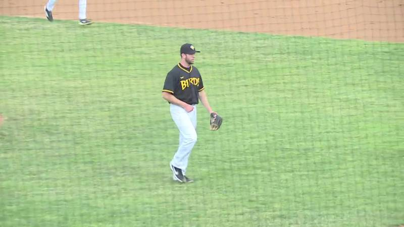 Canaries pitcher strikes out nine in 6.2 to lead Sioux Falls to 5-1 win over Kansas City
