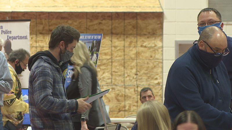 Job fairs are returning to Northern State, after a year of uncertainty for soon-to-be college...