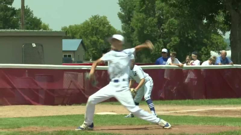 2021 Sioux Falls Little League Pitcher