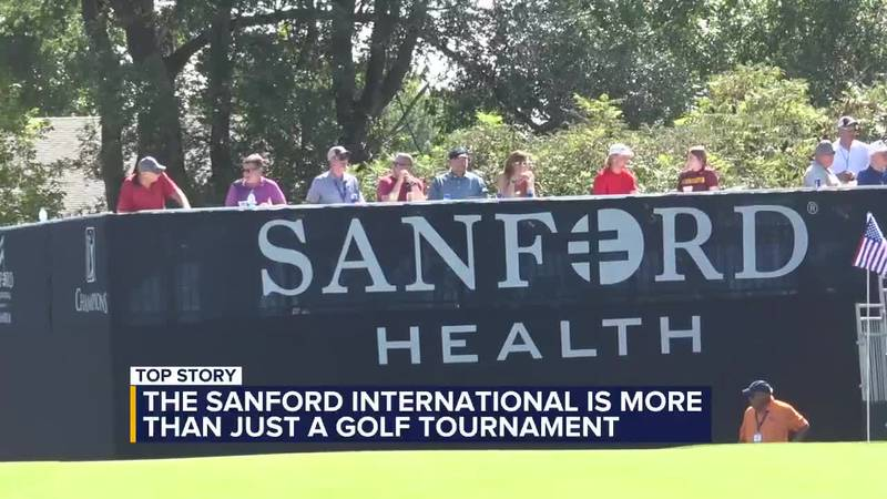 Sanford International offers more events than just golf