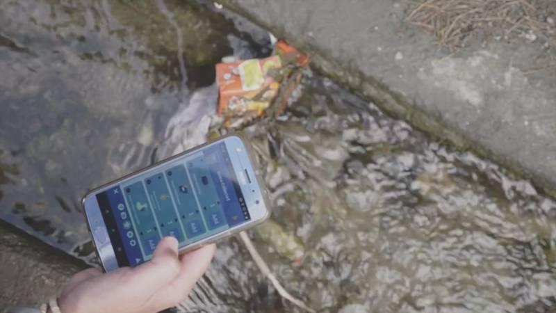Credit: Marine Debris Tracker App  The South Dakota Discovery Center in Pierre is encouraging...