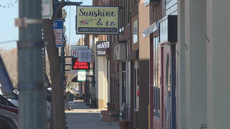 Sales tax reports show an increase in Watertown and Aberdeen, and that bodes well for...