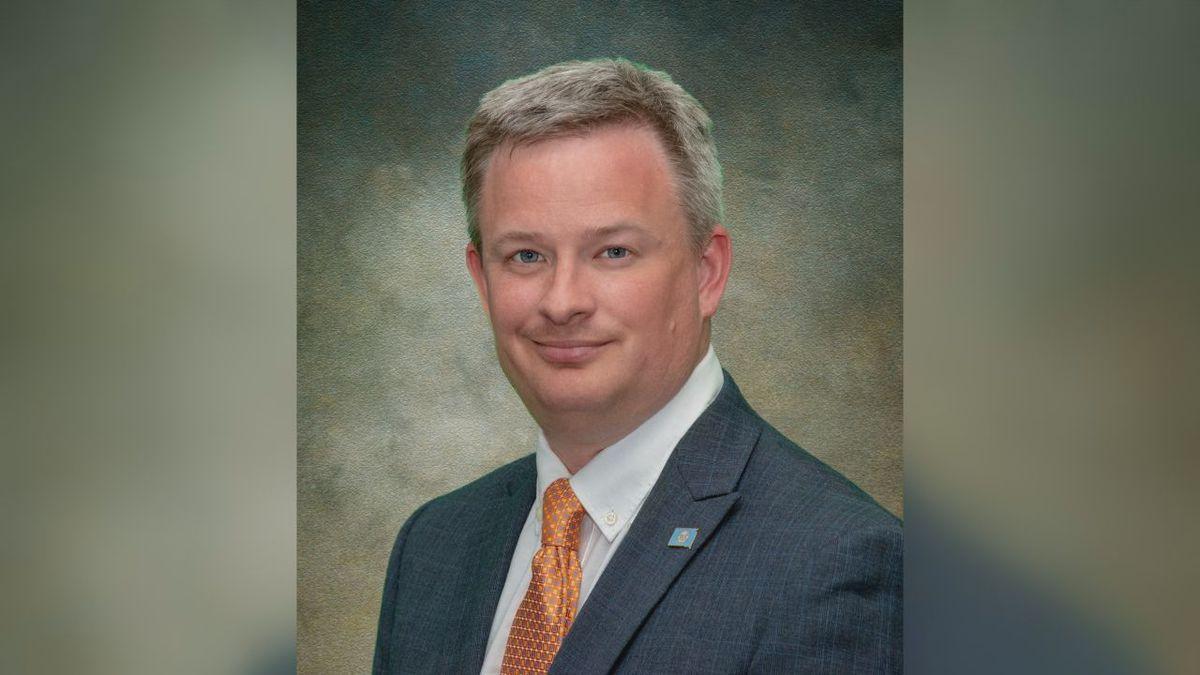 South Dakota's attorney general Jason Ravnsborg