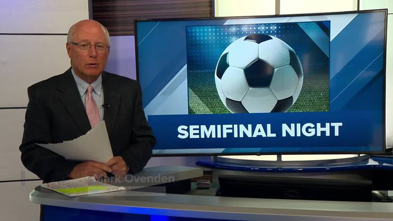 10pm Sportscast Tuesday, October 12th