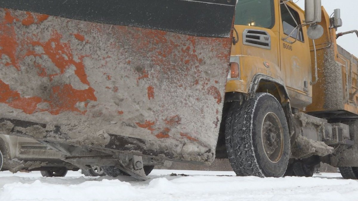 Snowplow (file photo)