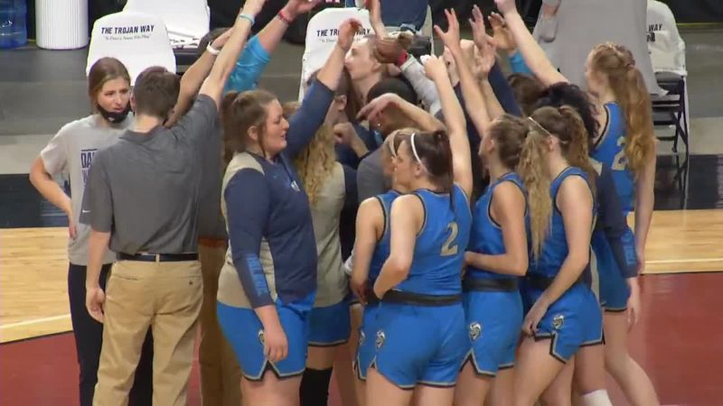 Dakota State women roll at Sweet 16 in NAIA Tournament in Sioux City