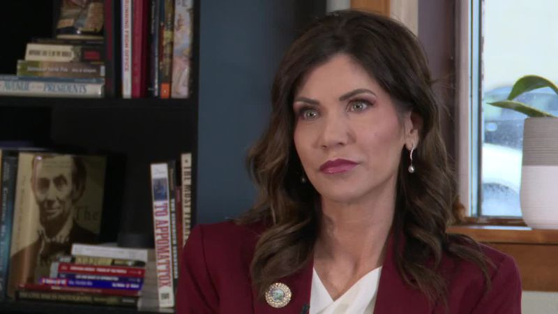 Governor Kristi Noem sits down with Austin Goss for a wide-ranging interview on a variety of...