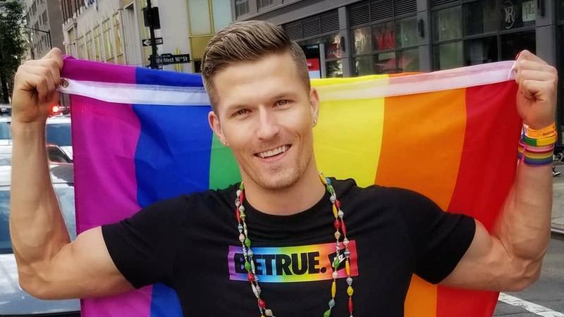 A former Nebraska football player came out to the Lincoln community in 2003. It did not make...