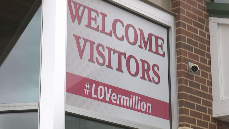 For college towns like Vermillion, the absence of students is felt during a pandemic; however,...