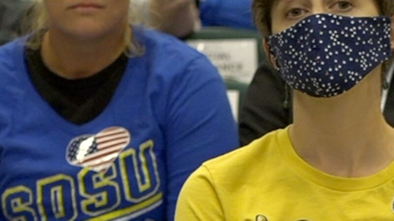 Brookings ends mask mandate, still encouraging masks in public