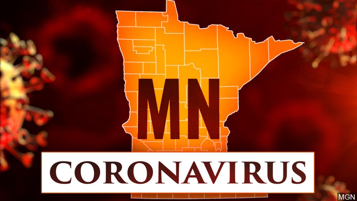Minnesota officials report 40 new deaths due to COVID-19