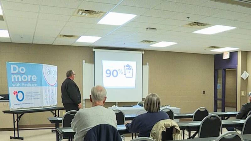 Sanford leaders say these workshops are for anyone considering medicare and want to know what...