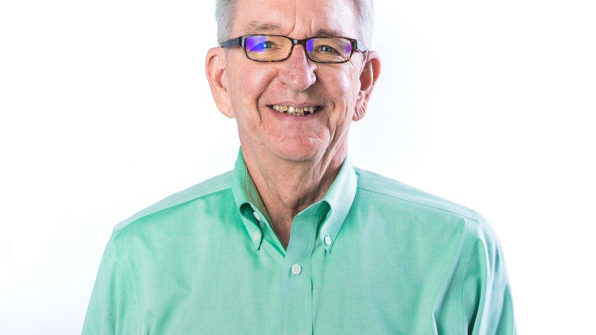 Rick Knobe, candidate for SD Senate