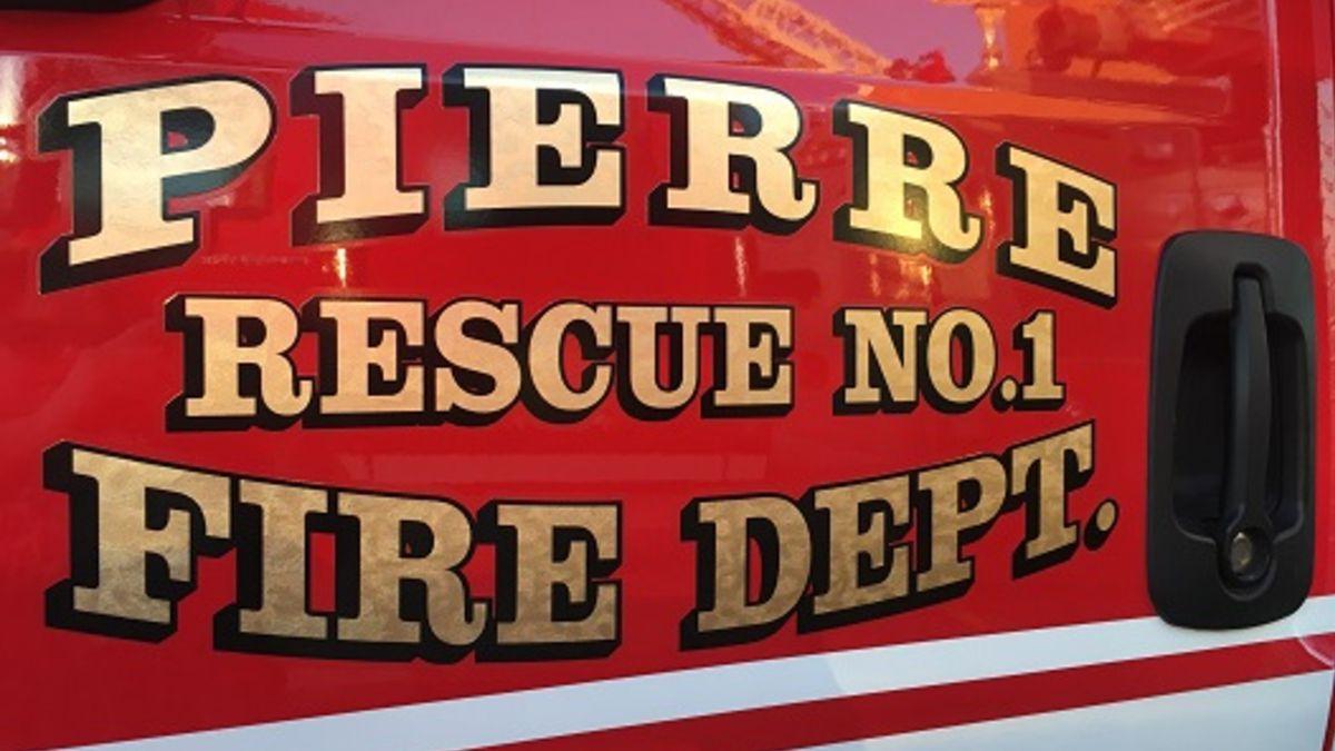 Pierre Volunteer Fire Department Rescue