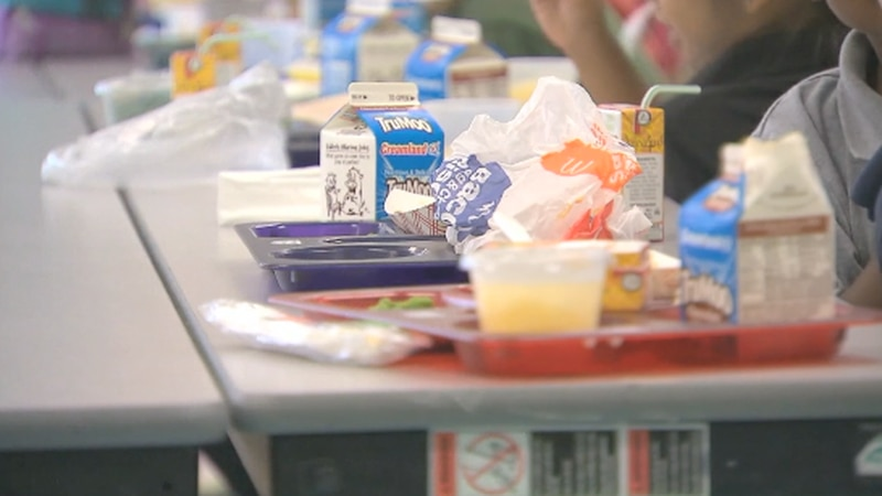 Sioux Falls School District accepted into free meal program