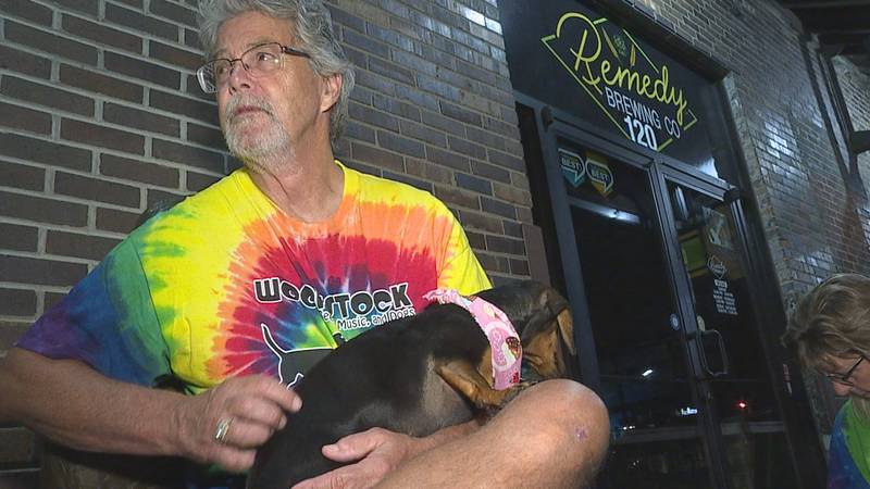 Saturday will mark the return of Woofstock to Sioux Falls at Remedy Brewing Company