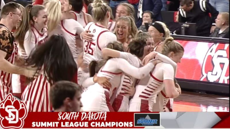 University of South Dakota hopes to defend Summit League championship win