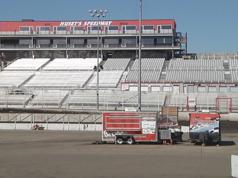 Huset's Speedway plans for big future as 2021 race season ends