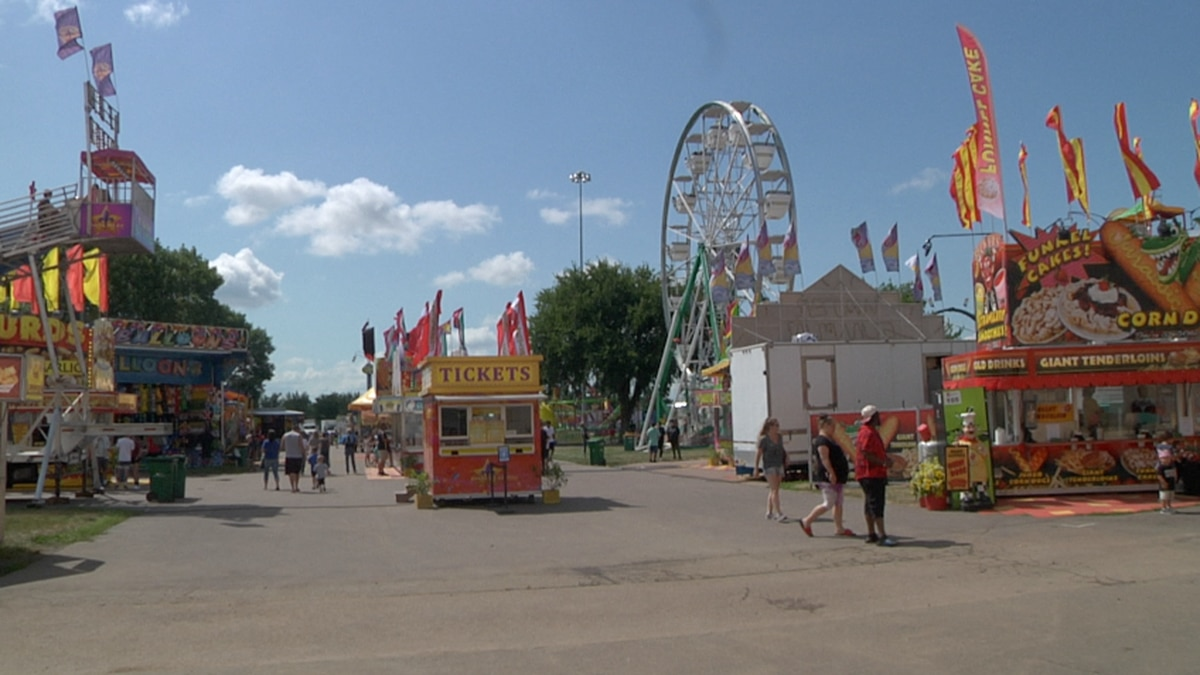 Sioux Empire Fair considered 'Refreshing' for many