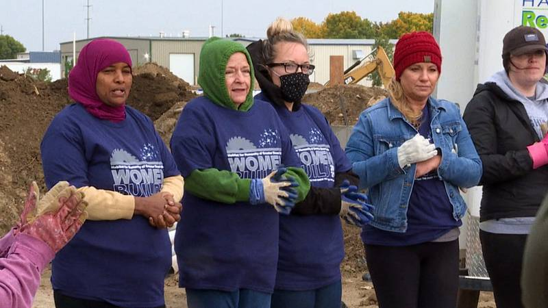 Habitat for Humanity is raising awareness for housing issues many women face with its annual...
