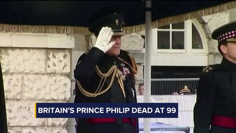 South Dakota Professor shares experience with Prince Philip