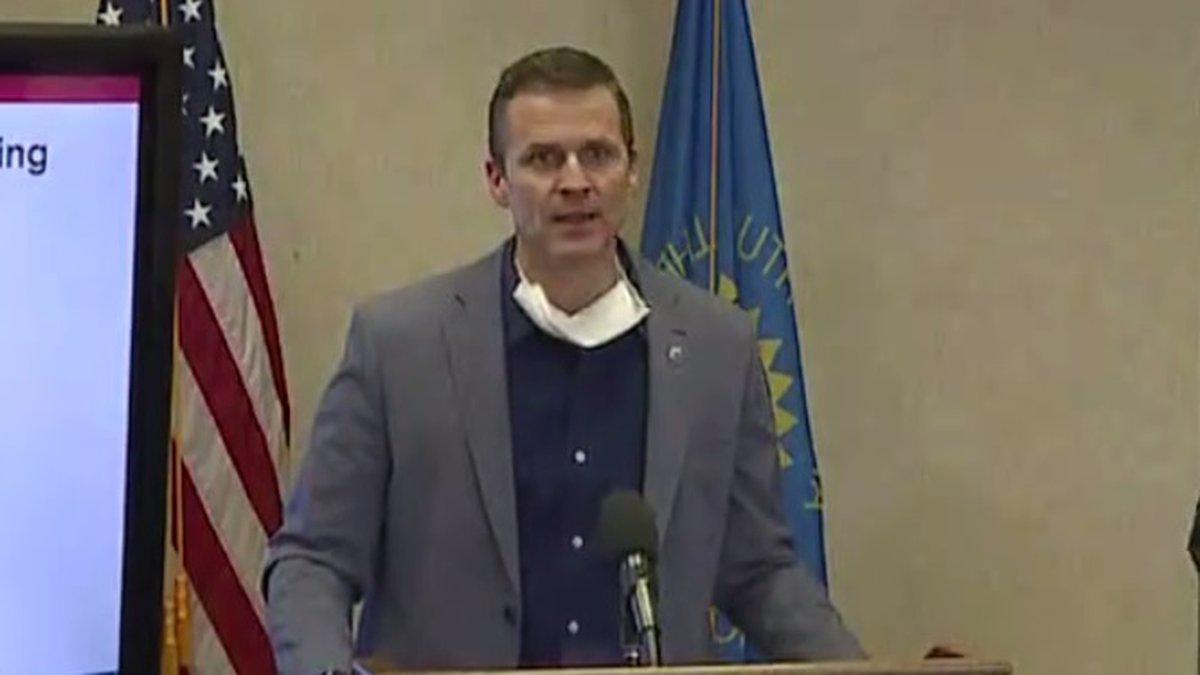 Sioux Falls Mayor Paul TenHaken