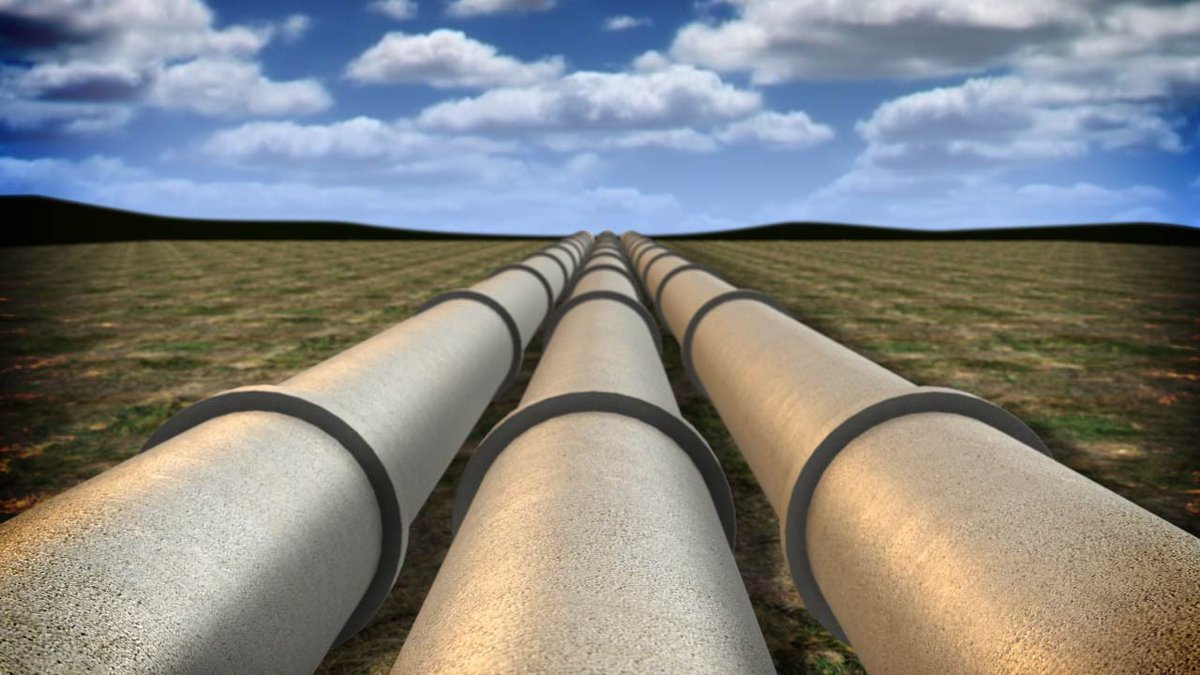 Generic pipeline photo.