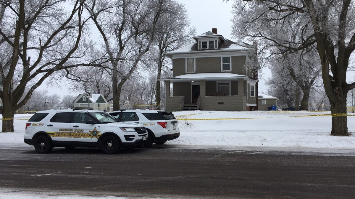 Minnehaha County deputies respond to a report of a shooting Feb. 2 in Garretson.